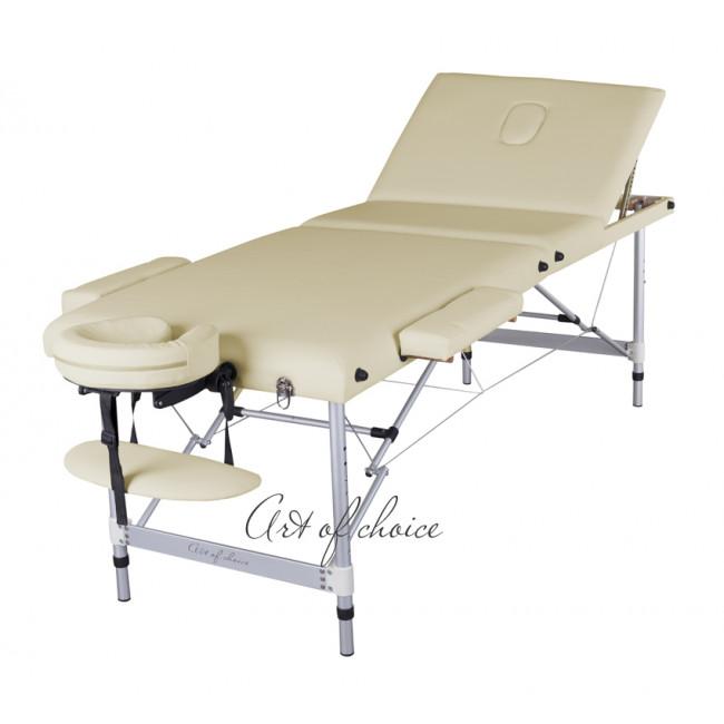 Массажный стол JOY Comfort бежевый