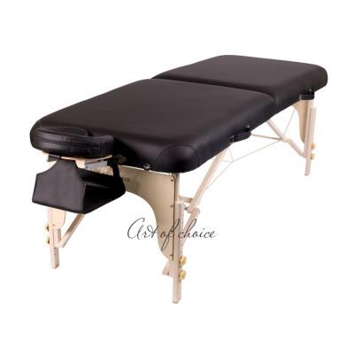 Массажный стол TOR черный