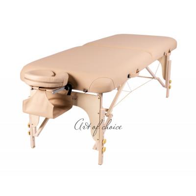 Массажный стол TOR бежевый