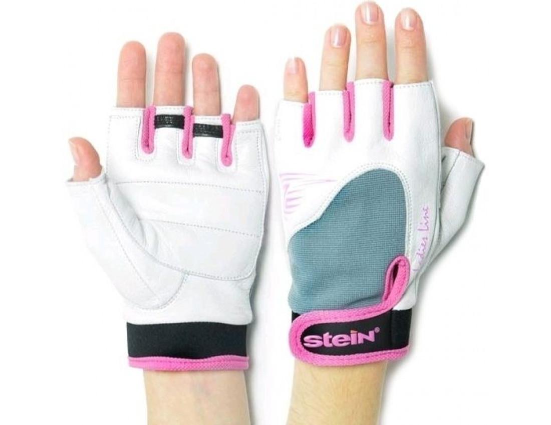 Перчатки Stein Cory - White/pink GLL-2304/S