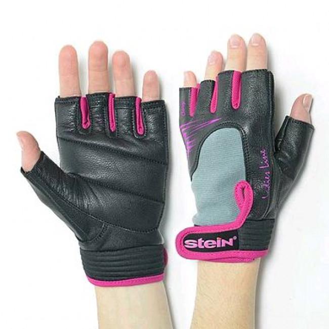 Перчатки Stein Cory - Blacck/pink GLL-2307/S