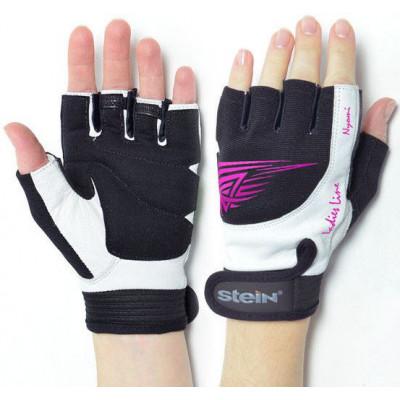 Перчатки Stein Nyomi White/black/pink GLL-2344/S