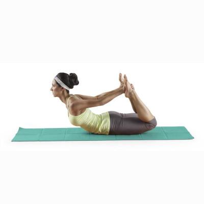 Коврик для йоги складной Lotus  LYIFYM113 Синий