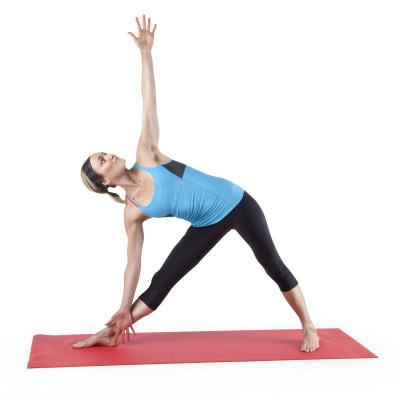 Мат для йоги фактурный Lotus LYITM13